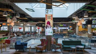CENTRUM STROMOVKA: COMMUNICATION AND VISUAL IN-STORE CONCEPT